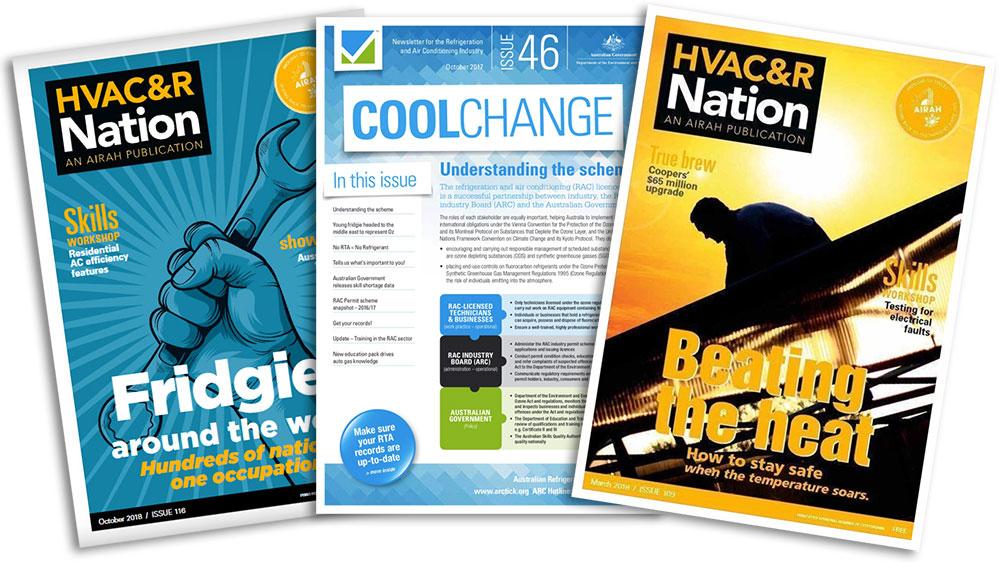 HVAC-R-newsletters